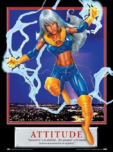 Puzzle 550 Teile X-Men  Storm 80412 von MasterPieces