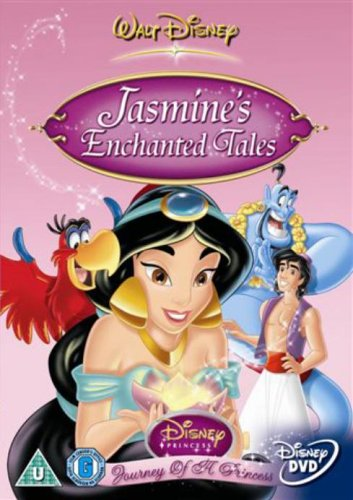 Jasmine's Enchanted Tale - Journey Of A Princess [DVD]