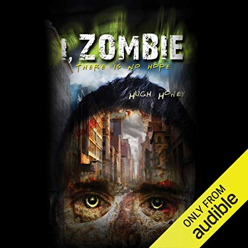 I, Zombie  By  cover art