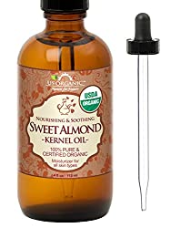 US Organic sweet almond oil