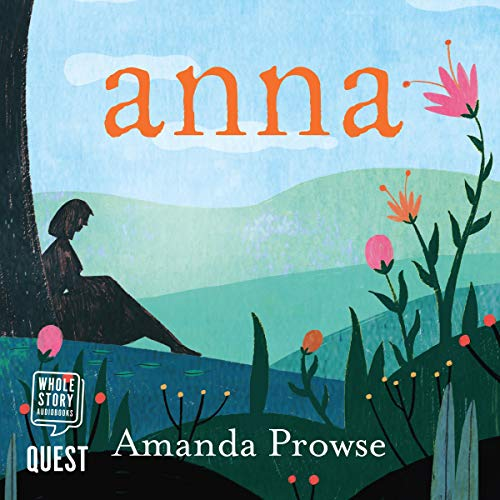 Anna audiobook cover art
