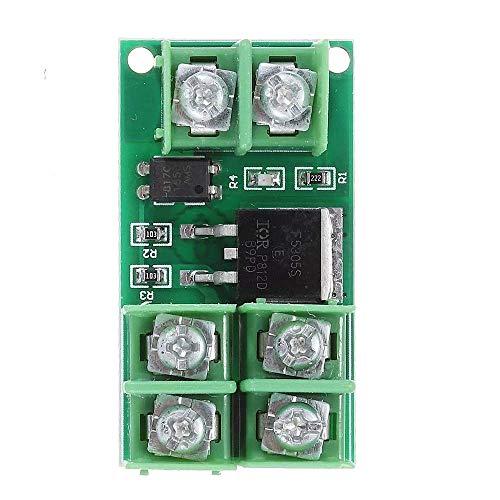 BXU-BG Interruptor de gatillo F5305S PMOS Módulo FET Mos Transistor de Efecto de Campo 3V 5V 12V 24V 36V for el Bulbo de luz LED de Motor de la Bomba de Gaza