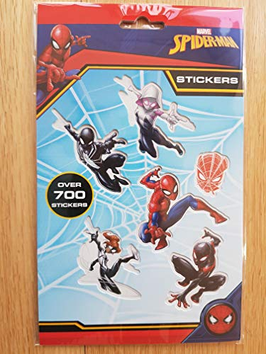 Anker spstr2Ultimate Spiderman 700Aufkleber