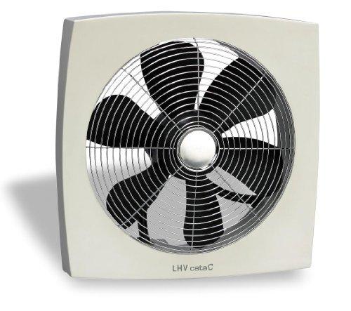 Cata LHV 400 - extractores (Pared, Cuarto de baño, Acero Inoxidable, 3150 m³/h, 40 cm, 1400 RPM)