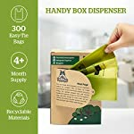 Pogi's Poop Bags - 300 Dog Poo Bags with Easy-Tie Handles - Scented, Leak-Proof, Biodegradable Poo Bags for Dogs 3