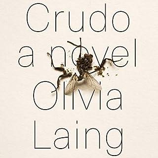 Crudo audiobook cover art