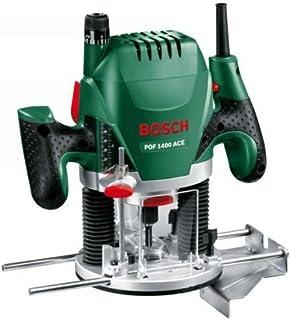 comprar comparacion Bosch POF 1400 ACE - Fresadora de superficie (1.400 W, en maletín)