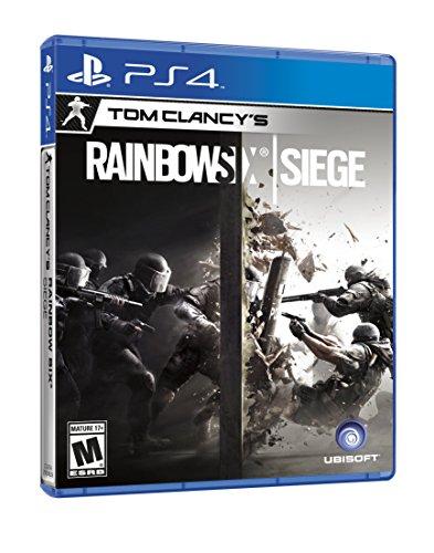 Rainbow Six Siege - Playstation 4 - Standard Edition