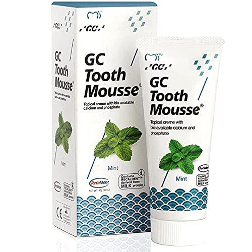 GC Tooth Mousse Protección Diente Crema De Menta 35ml