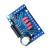 TOOGOO Dc 12V Tda7388 Vier Kanal 4 X 41W Audio Leistungs Verst?rker Board Btl Pc Auto Amp -