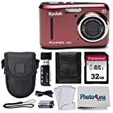 Best Kodak Cameras - Kodak PIXPRO Friendly Zoom FZ43 16 MP Digital Review