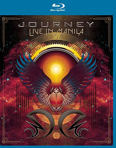 Journey - Live in Manila [Blu-ray]