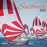 Sailboats 2020 Calendar