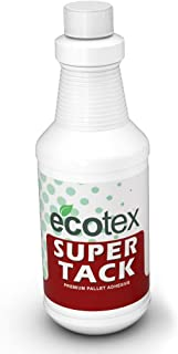 Ecotex Super TACK Eco-Friendly Water-Based Premium Pallet Adhesive for Screen Printing - Multiple Sizes (Pint)