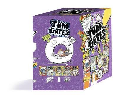 [(Tom Gates Box Set)] [By (author) Liz Pichon] published on (August, 2013)