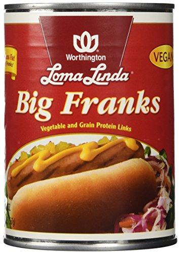 Loma Linda Big Franks-20 oz