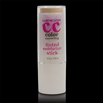 Only 1 in Pack Hard Candy CC Color Correcting Tinted Moisturizer Stick, 830 Light