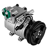 SucceBuy CO 10926C 78347 AC Compressor For Hyundai Elantra Tiburon Tucson AC Compressor Clutch 2001-2009 Air Conditioning Compressor