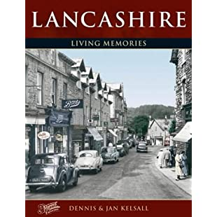 Lancashire Living Memories (Photographic Memories)