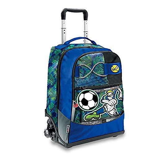 GOPOP Zaino Trolley Spinner 2019/20 Giochi preziosi - Sport