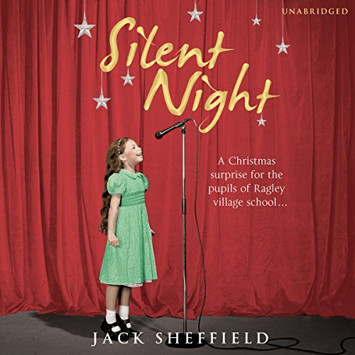 Silent Night audiobook cover art
