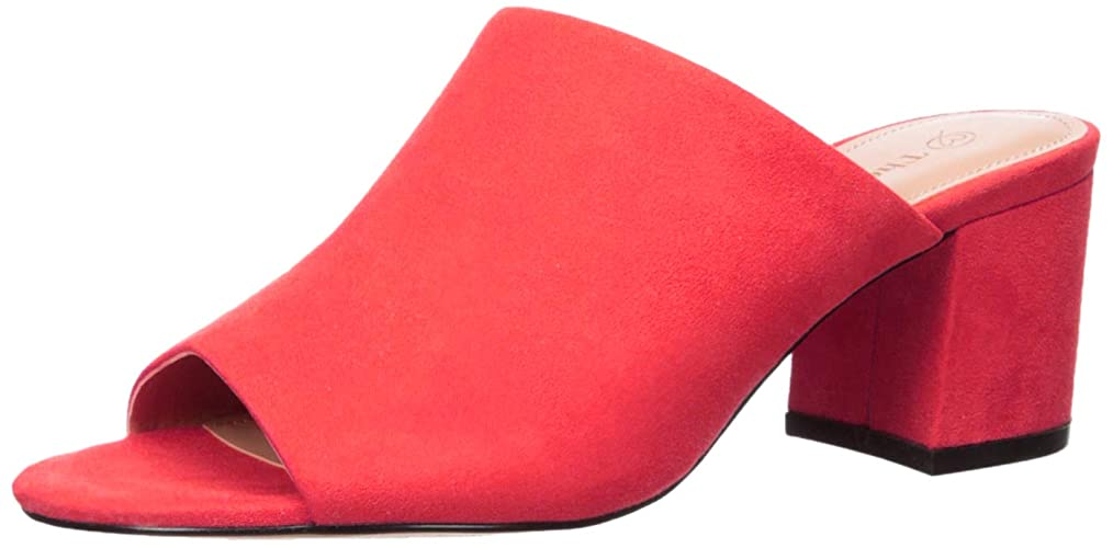 The Drop Women's Berlin Block Heeled Sandal