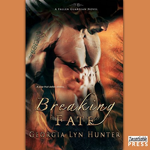 Breaking Fate audiobook cover art