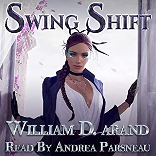 Swing Shift audiobook cover art