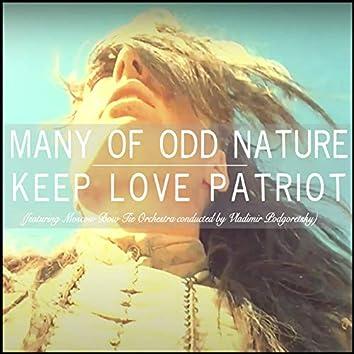 Keep Love Patriot