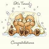 Twizler popcorn The Bear New Twins vibrazione con coperta, bolle e anatra – New Baby car...
