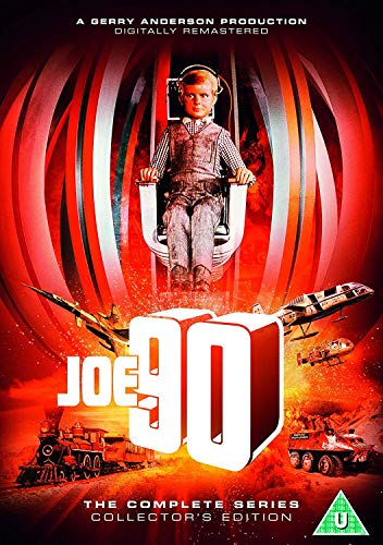 Joe 90 - The Complete Series Collector's Edition [DVD] [Import]