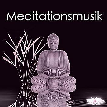 Meditationsmusik - Musik für Autogenes Training und Progressive Muskelentspannung, Spa Musik & Entspannungsmusik Atmospheres für Massage, Yoga, Meditation & Tiefenentspannung