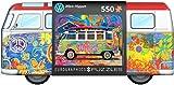 EuroGraphics VW Wave Hopper-Puzzle de 550 Piezas en Lata Coleccionable con póster (8551-5561)