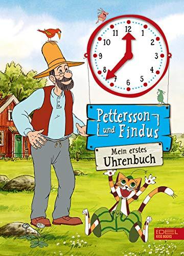 Pettersson und Findus: Mein erstes Uhrenbuch