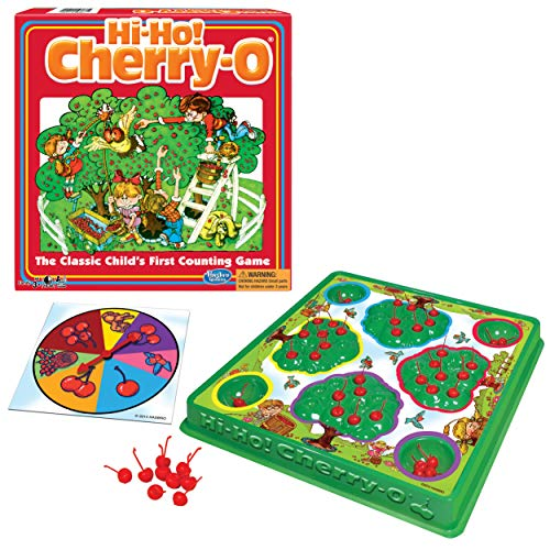 Winning Moves Games Hi - Ho! Cherry - O...
