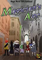 Magic World TRPG Rulebook『Magician's Age 』