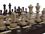 ajedrez tablero grande