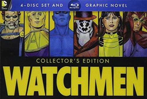 Watchmen [Reino Unido] [Blu-ray]