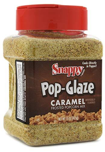 Snappy Caramel Glaze Frosted Popcorn Mix, 15 oz