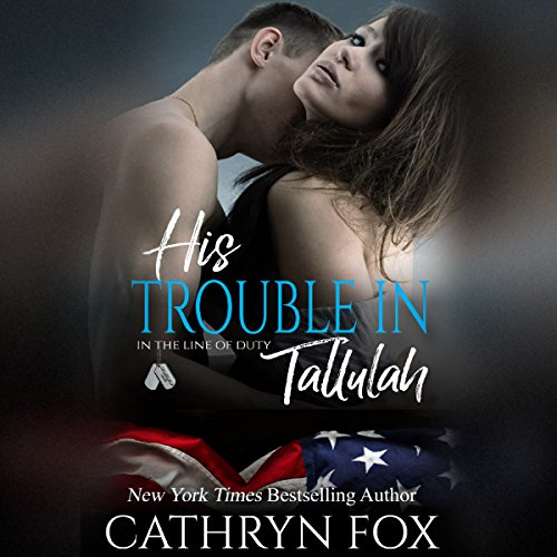 His Trouble in Tallulah audiobook cover art