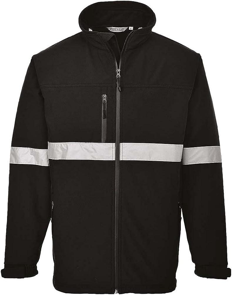 Portwest Workwear Mens Iona Softshell Jacket