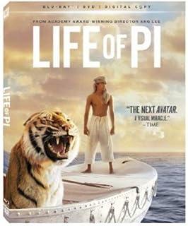 Life of Pi  ブルーレイ北米版  並行輸入品