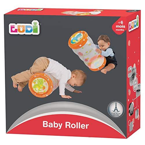 RULO HINCHABLE BABY ROLLER GATO