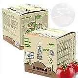 madebymade Fertilizzante organico per piante di alta qualità, a base di insetti, 2,5 kg, fertilizzante naturale per verdure, prodotto in Germania, ecologico e naturale
