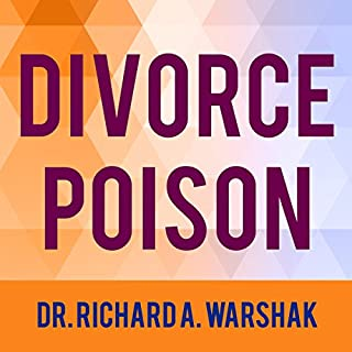 Divorce Poison audiobook cover art