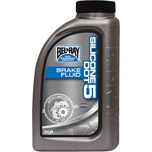 Bel-Ray Silicone Dot 5 Brake Fluid 355 ml
