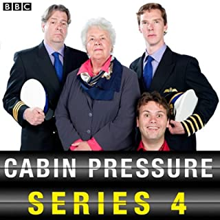 Cabin Pressure: Xinzhou (Episode 5, Series 4)                   By:                                                                                                                                 John Finnemore                               Narrated by:                                                                                                                                 Stephanie Cole,                                                                                        Benedict Cumberbatch,                                                                                        Roger Allam                      Length: 27 mins     5 ratings     Overall 5.0