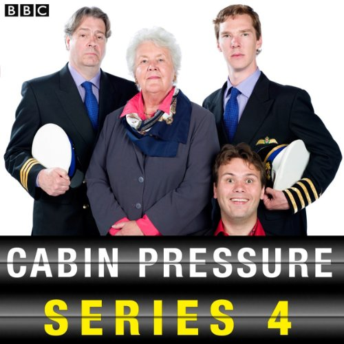 Cabin Pressure: Wokingham (Episode 4, Series 4) audiobook cover art