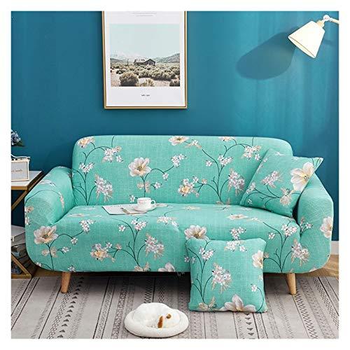 `Star Empty Funda elástica para sofá de sala de estar, funda de sofá todo incluido, funda de sofá en forma de L (color: U, especificación: 3 asientos para 190 a 230 cm)