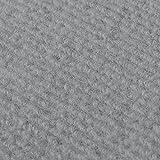 15er Set StickandShine Stufenmatte in grau eckig für Treppenstufen, Treppenstufenmatte zum aufkleben - 2